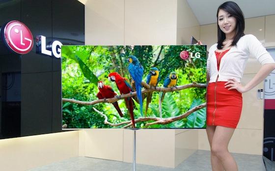 LG 55 inch OLED 560 tv