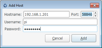 Running a always on torrent box with Raspberry Pi (Deluge on